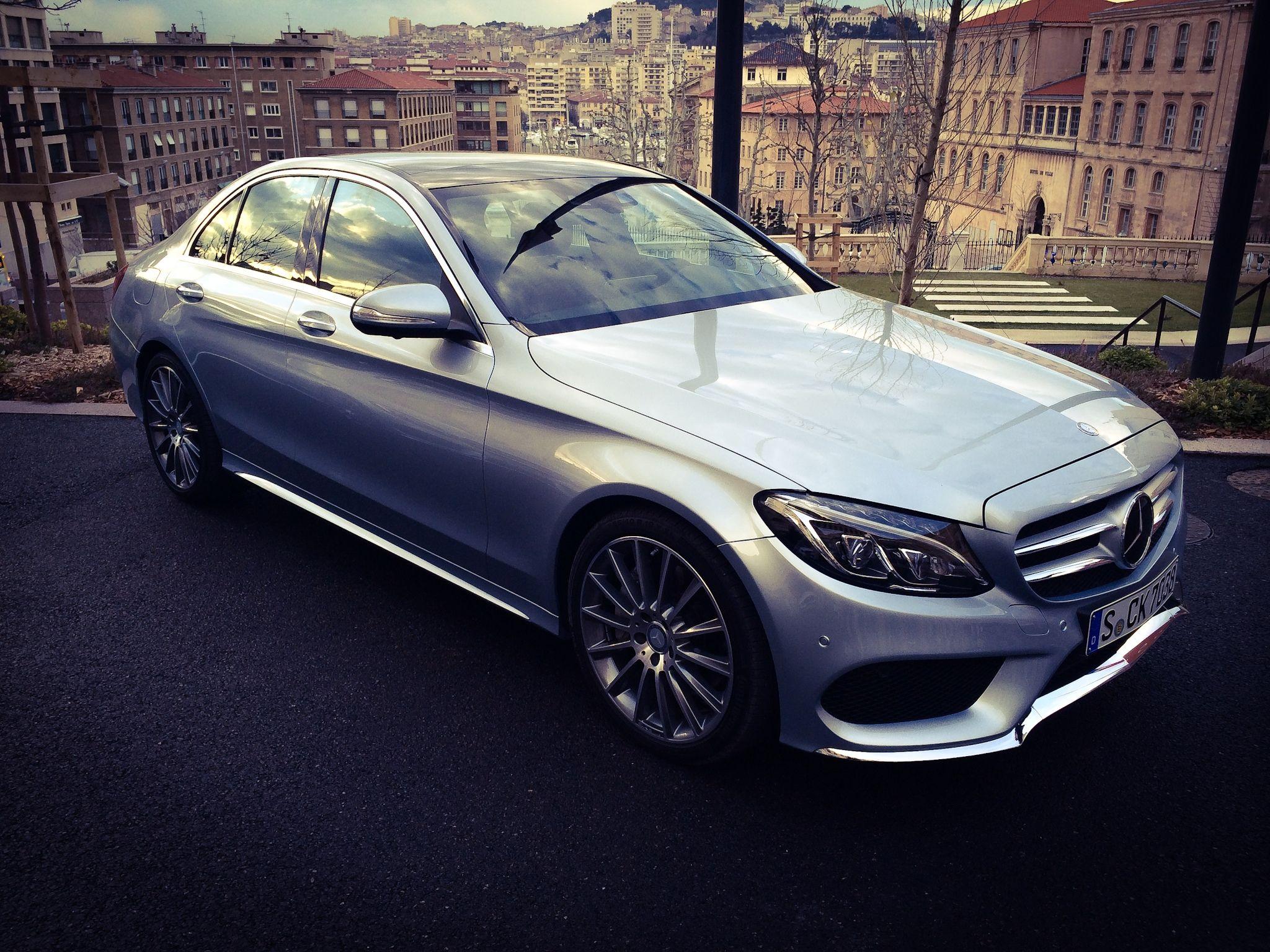 2014 Mercedes-Benz C-class - Car and Driver