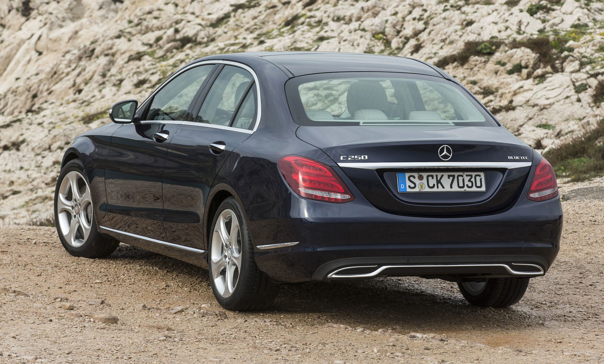 Mercedes-Benz C-Class 2014 review - What Car? - YouTube
