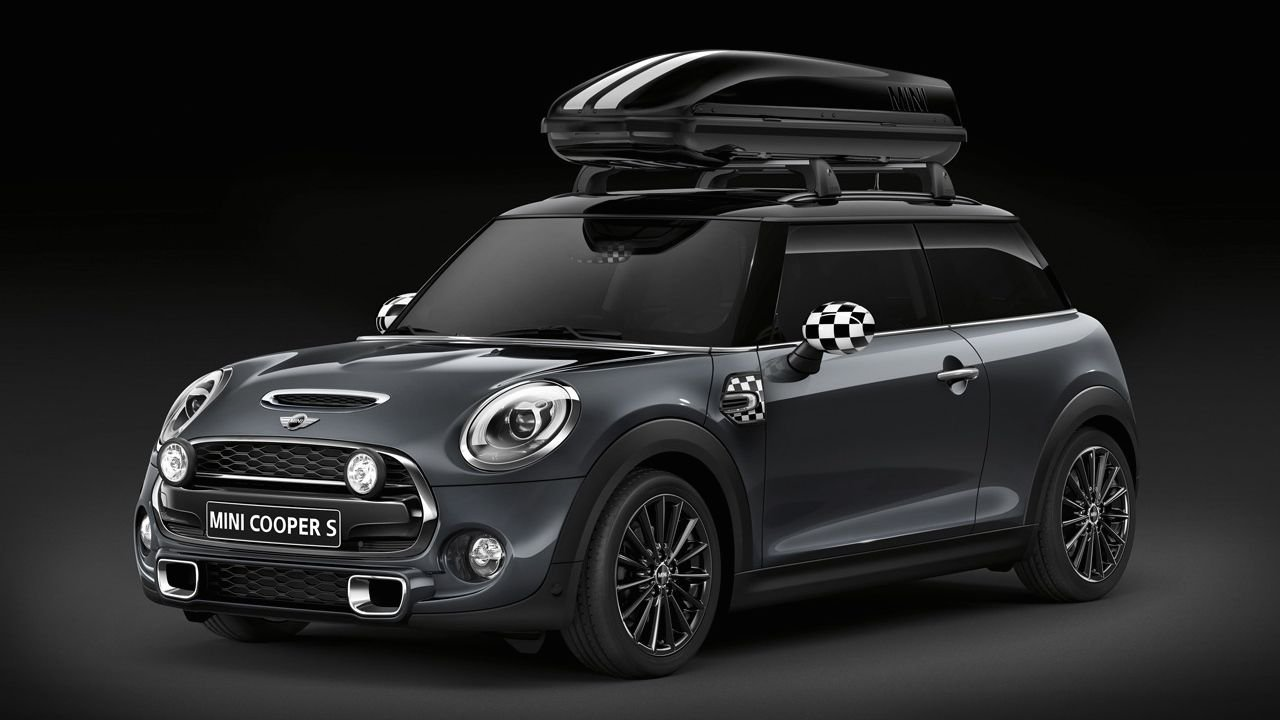 2014 mini cooper accessories revealed photos 1 of 16. Black Bedroom Furniture Sets. Home Design Ideas