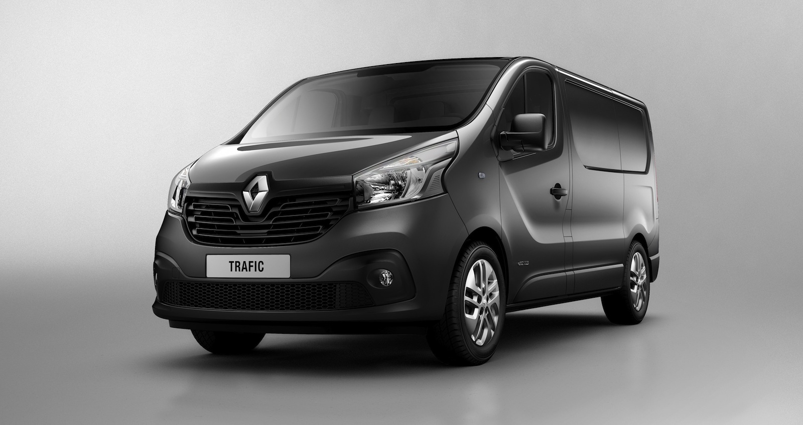 renault trafic van revealed photos 1 of 5. Black Bedroom Furniture Sets. Home Design Ideas