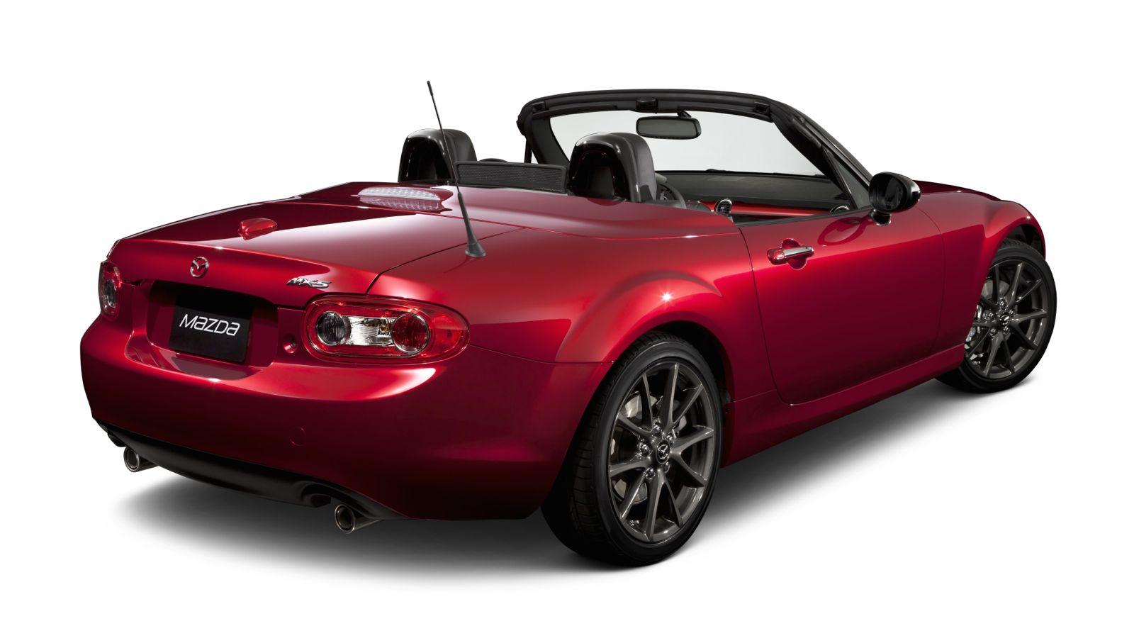 2014 mazda mx 5 25th anniversary pricing announced photos 1 of 6. Black Bedroom Furniture Sets. Home Design Ideas