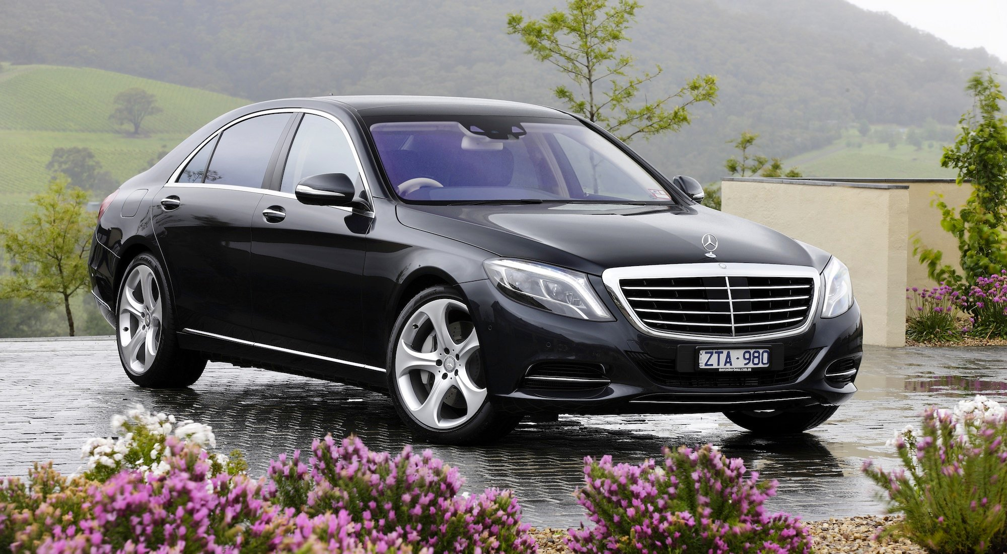 Mercedes benz s class review s500 l caradvice for Mercedes benz of cleveland