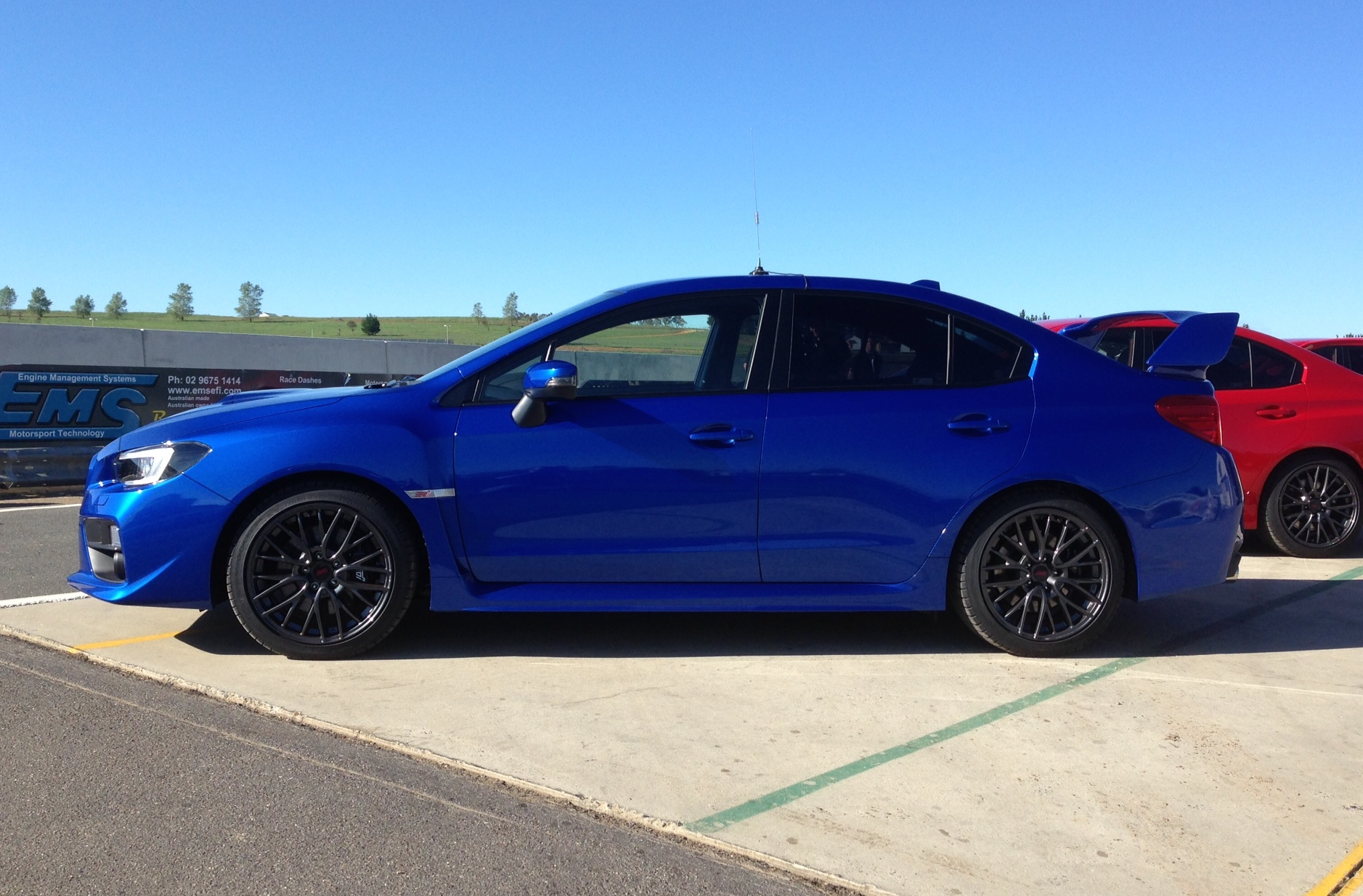 2015 subaru wrx sti review caradvice. Black Bedroom Furniture Sets. Home Design Ideas
