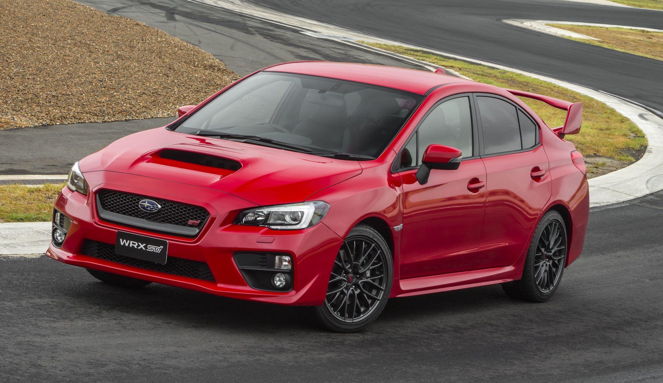 Subaru Wrx Review Car And Driver