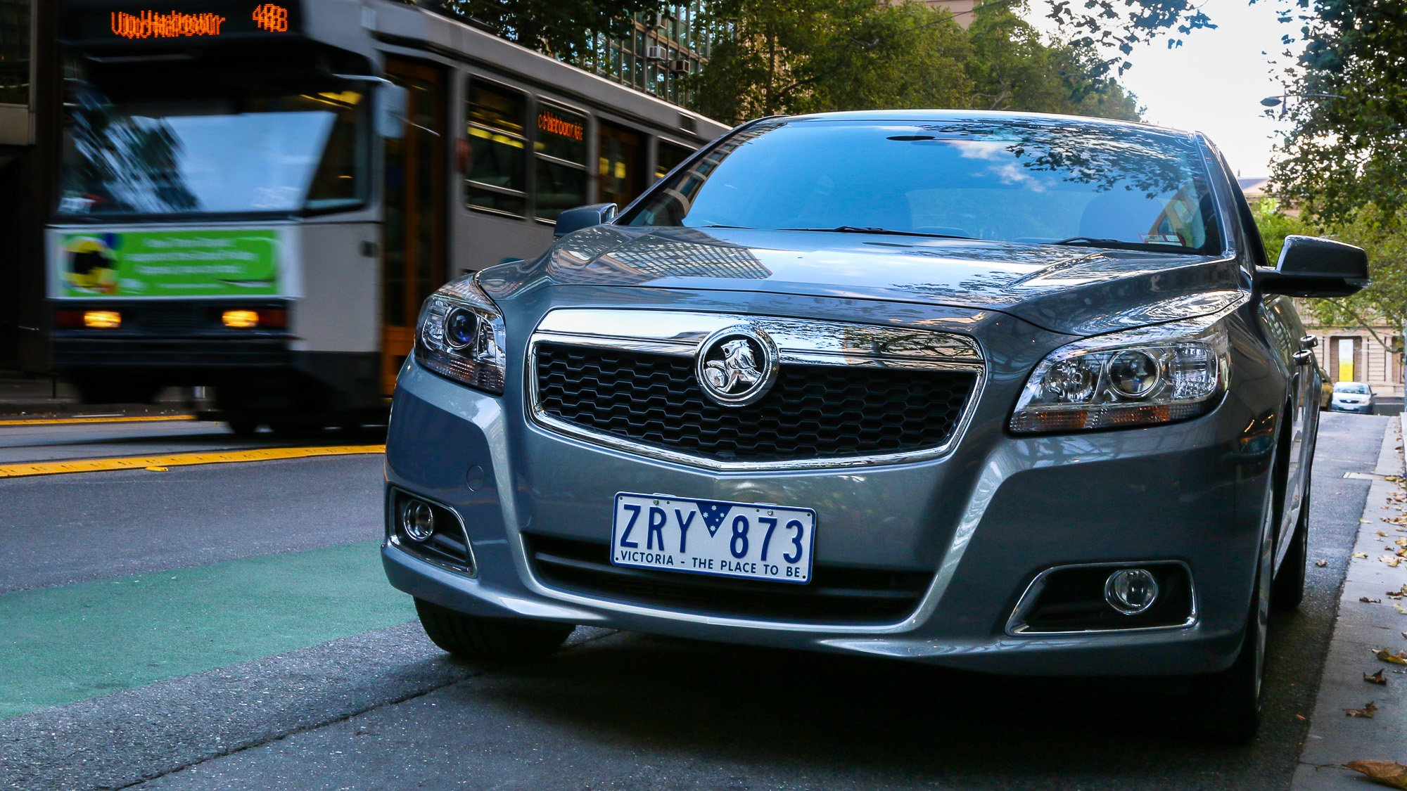 2014 holden malibu week with review photos caradvice