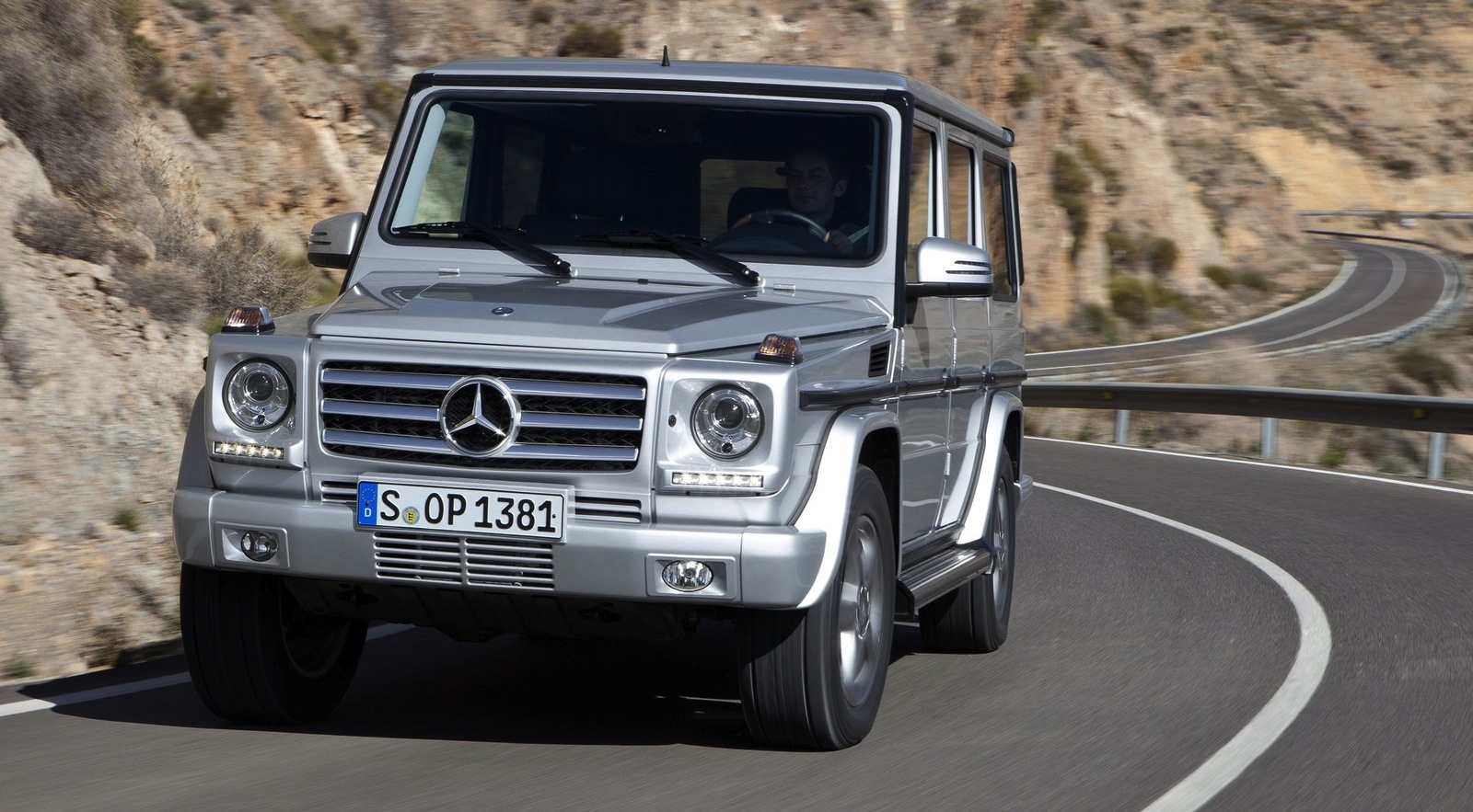 Mercedes benz g class set for major overhaul in 2017 for Mercedes benz g class pictures