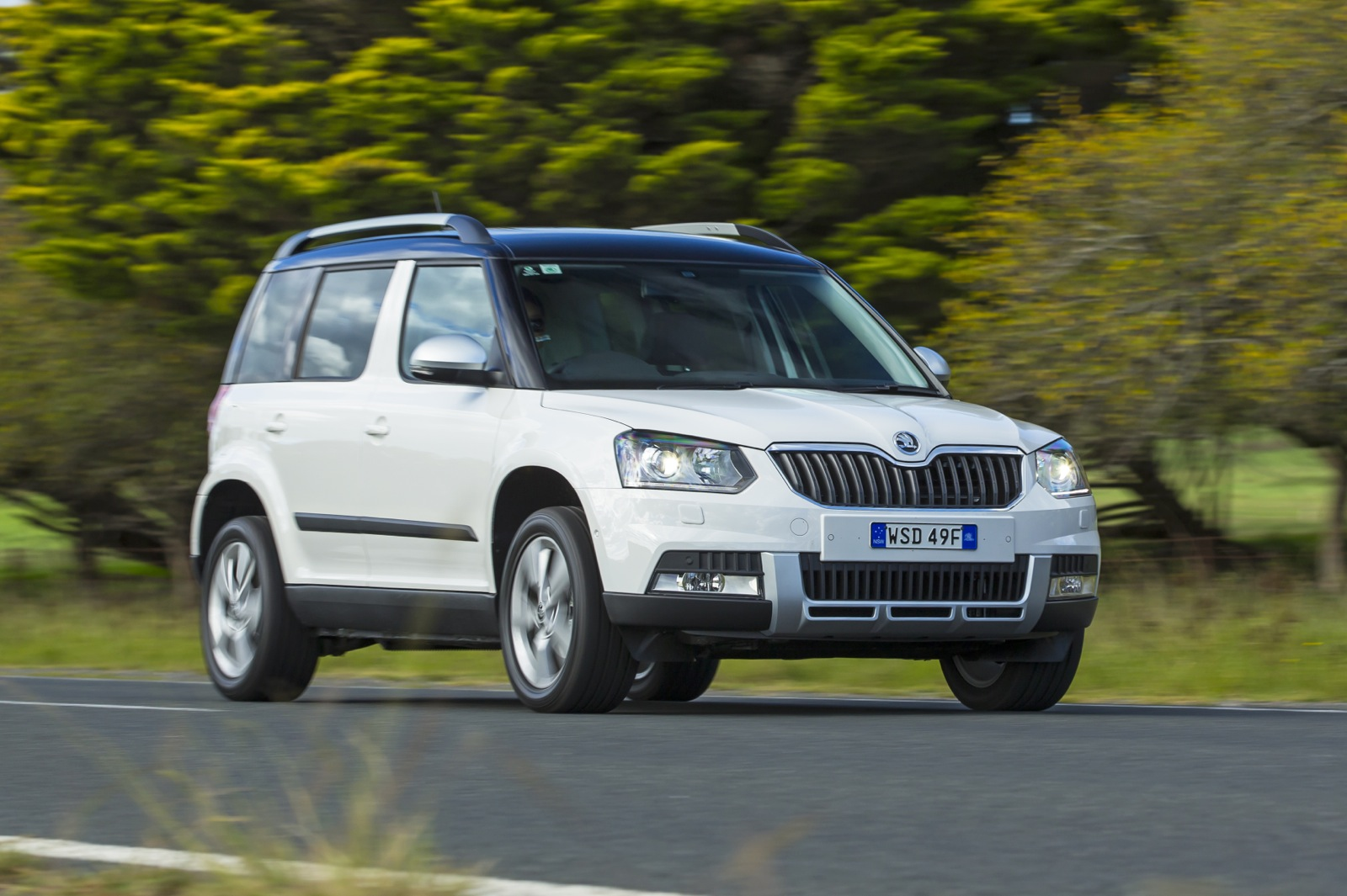 2014 skoda yeti review caradvice. Black Bedroom Furniture Sets. Home Design Ideas