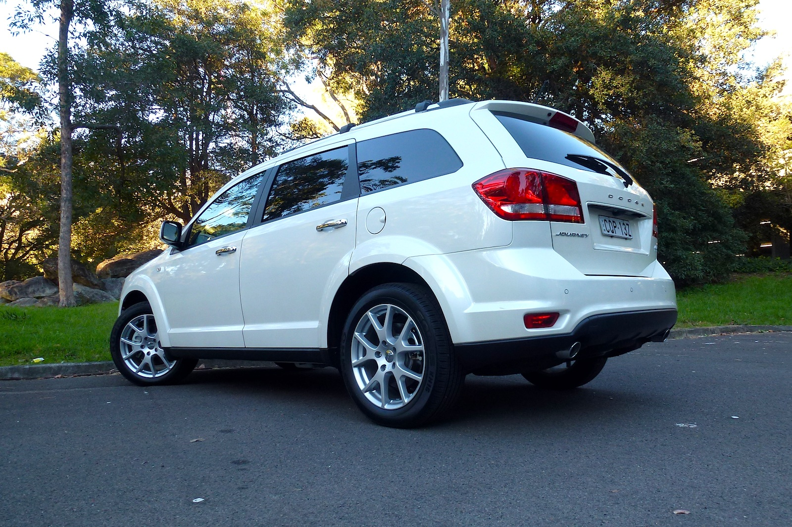 Dodge Journey Review | CarAdvice