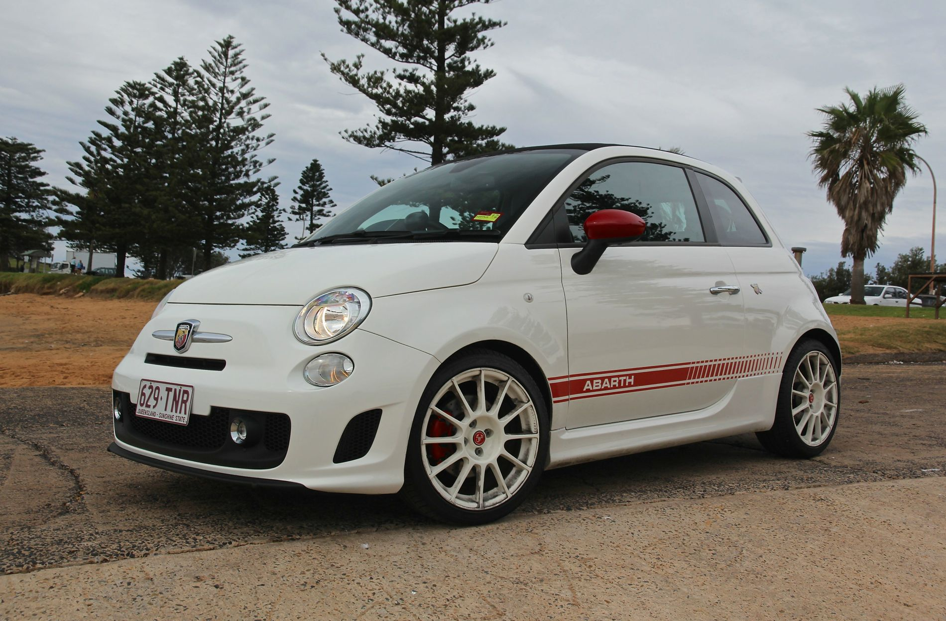 2014 Fiat Abarth 500C Esseesse Review | CarAdvice