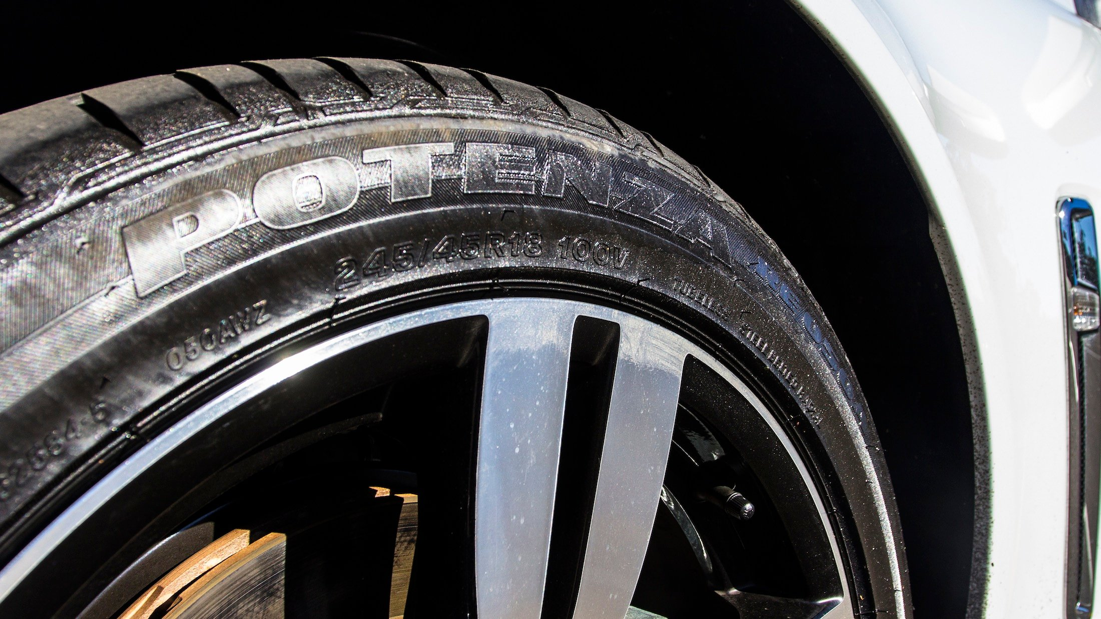 Low Profile Tyres How Low Can You Go Photos 1 Of 21