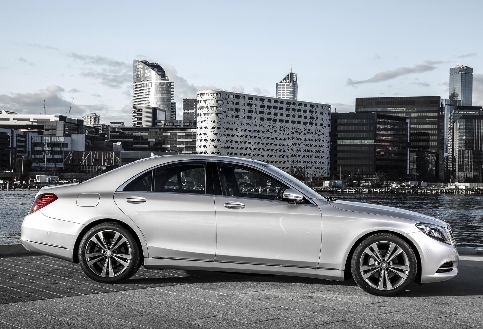 Mercedes benz s300 bluetec hybrid review caradvice for Blue tech mercedes benz