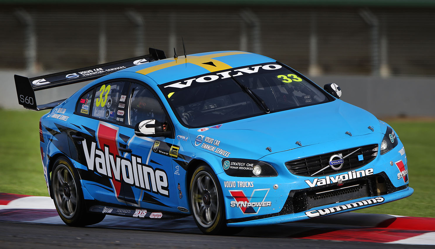 Volvo S60 sales boosted by V8 Supercars entry, says company - Photos (1 of 3)