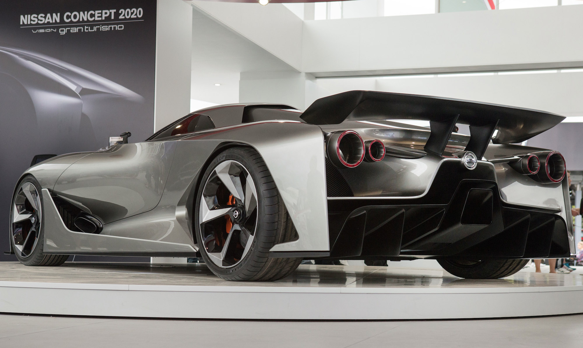 Nissan Vision GT Concept 2020 outed, teases future GT-R ...
