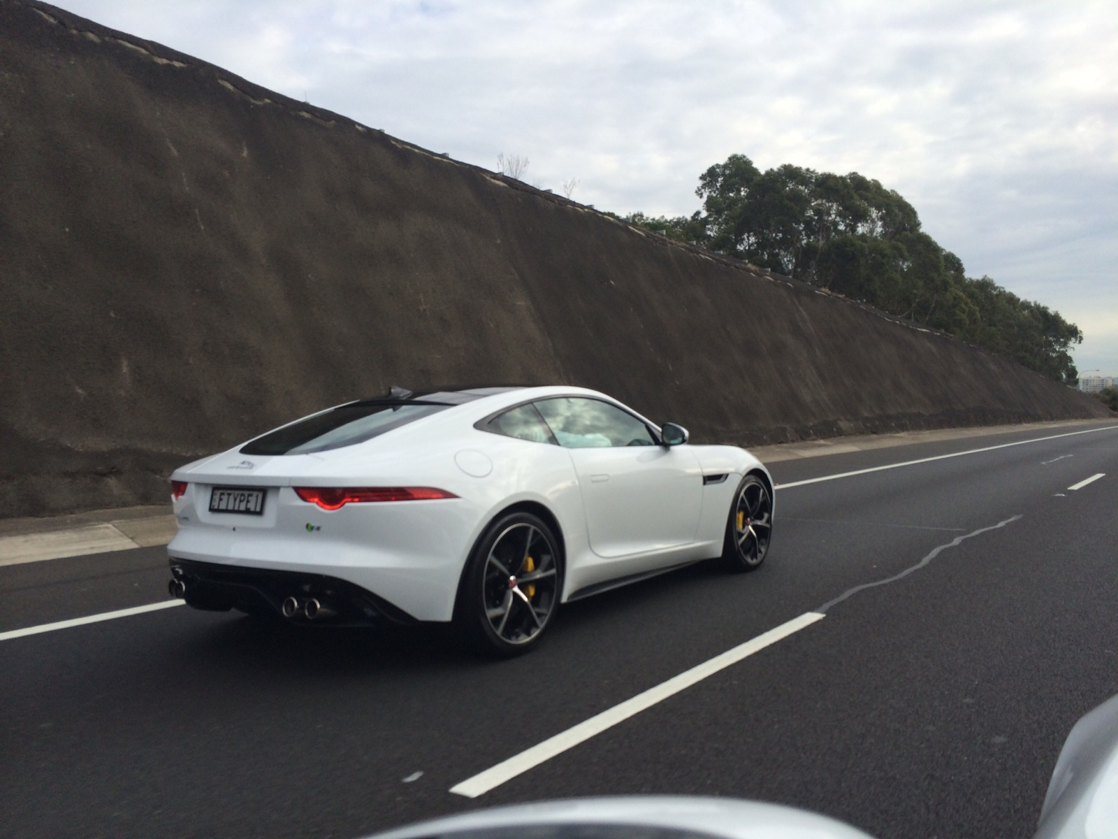 2015 jaguar f type r coupe review caradvice. Black Bedroom Furniture Sets. Home Design Ideas