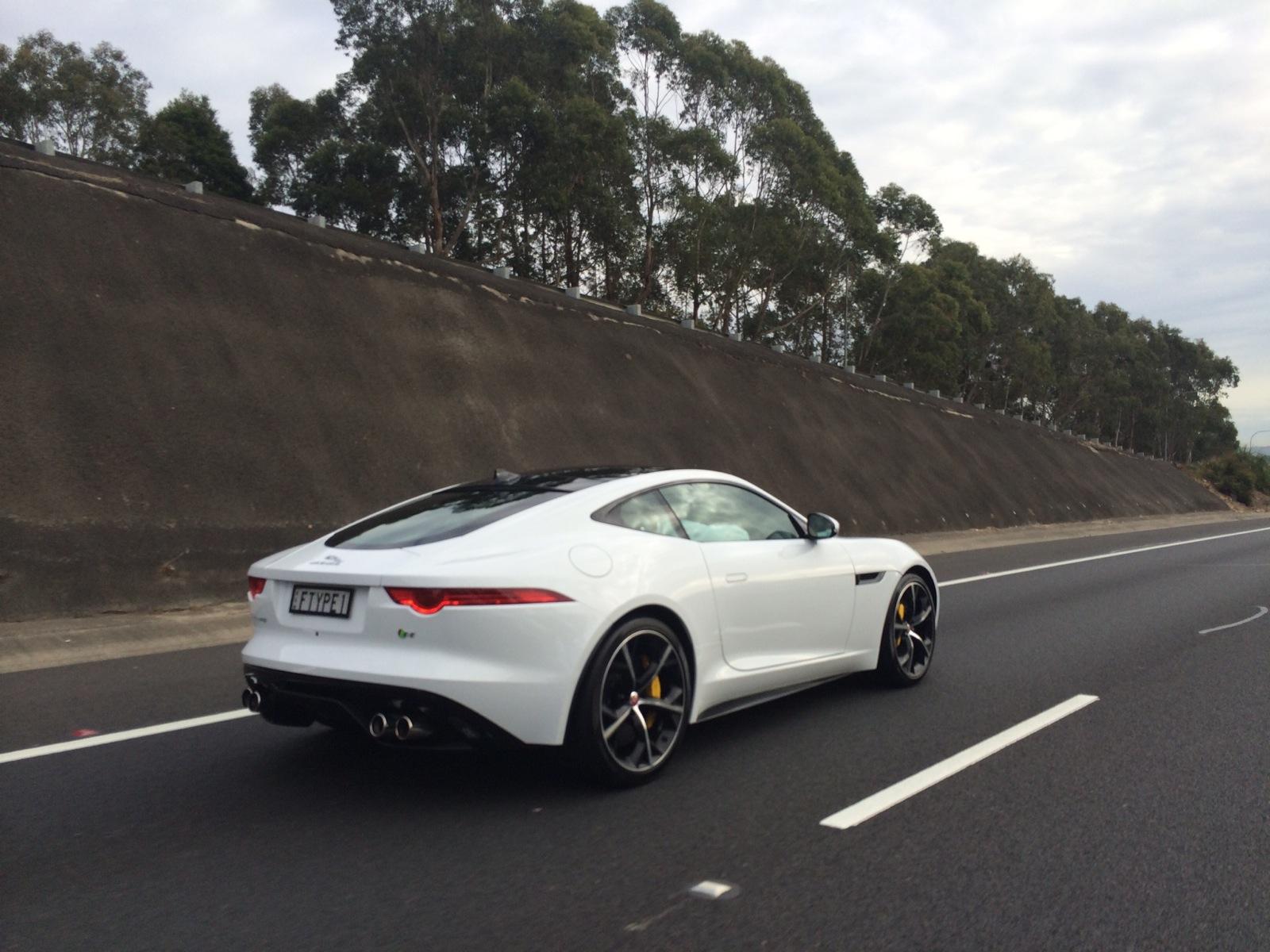 2015 Jaguar F-Type R C...