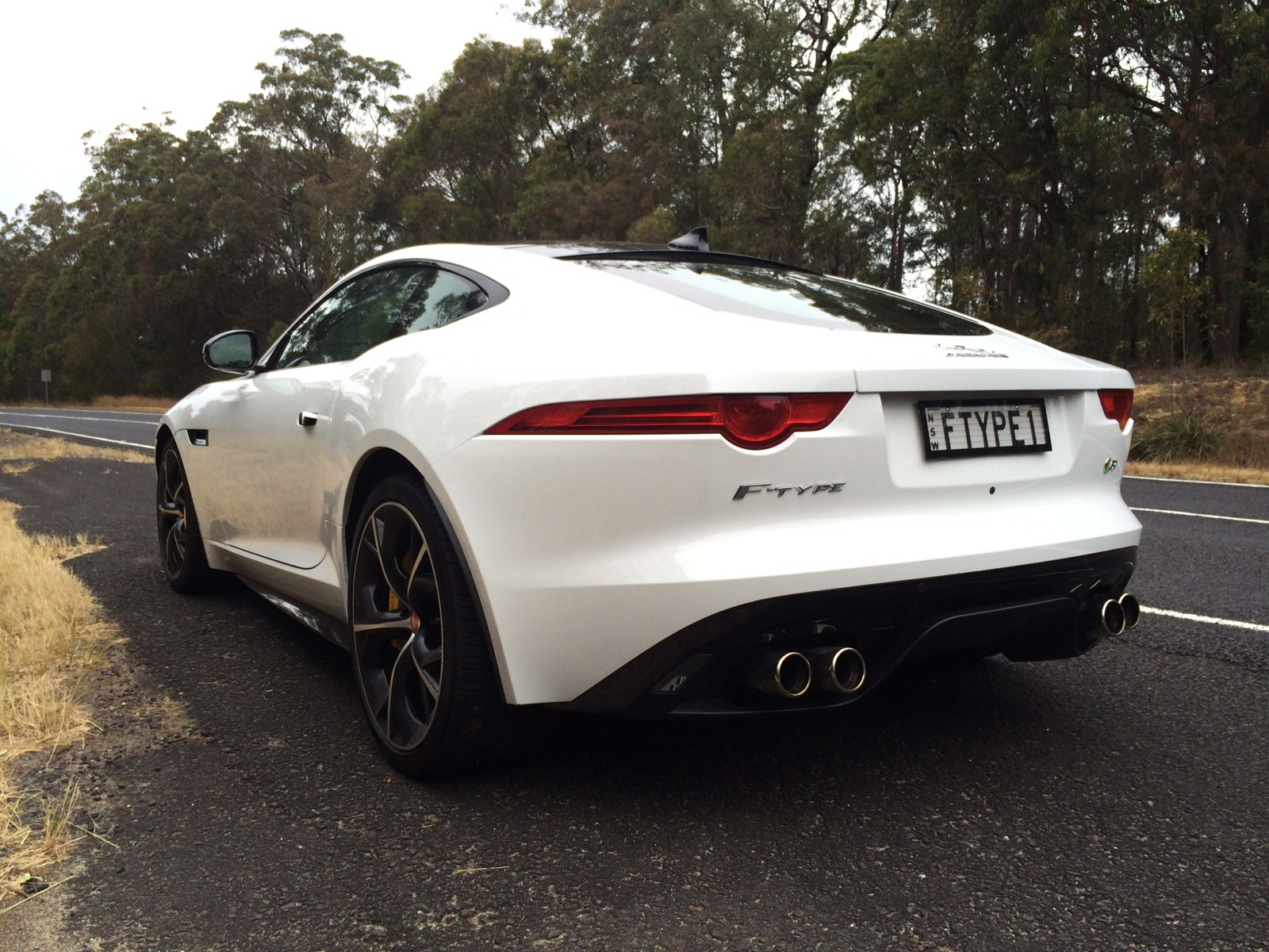 2015 jaguar f type r coupe review caradvice. Cars Review. Best American Auto & Cars Review
