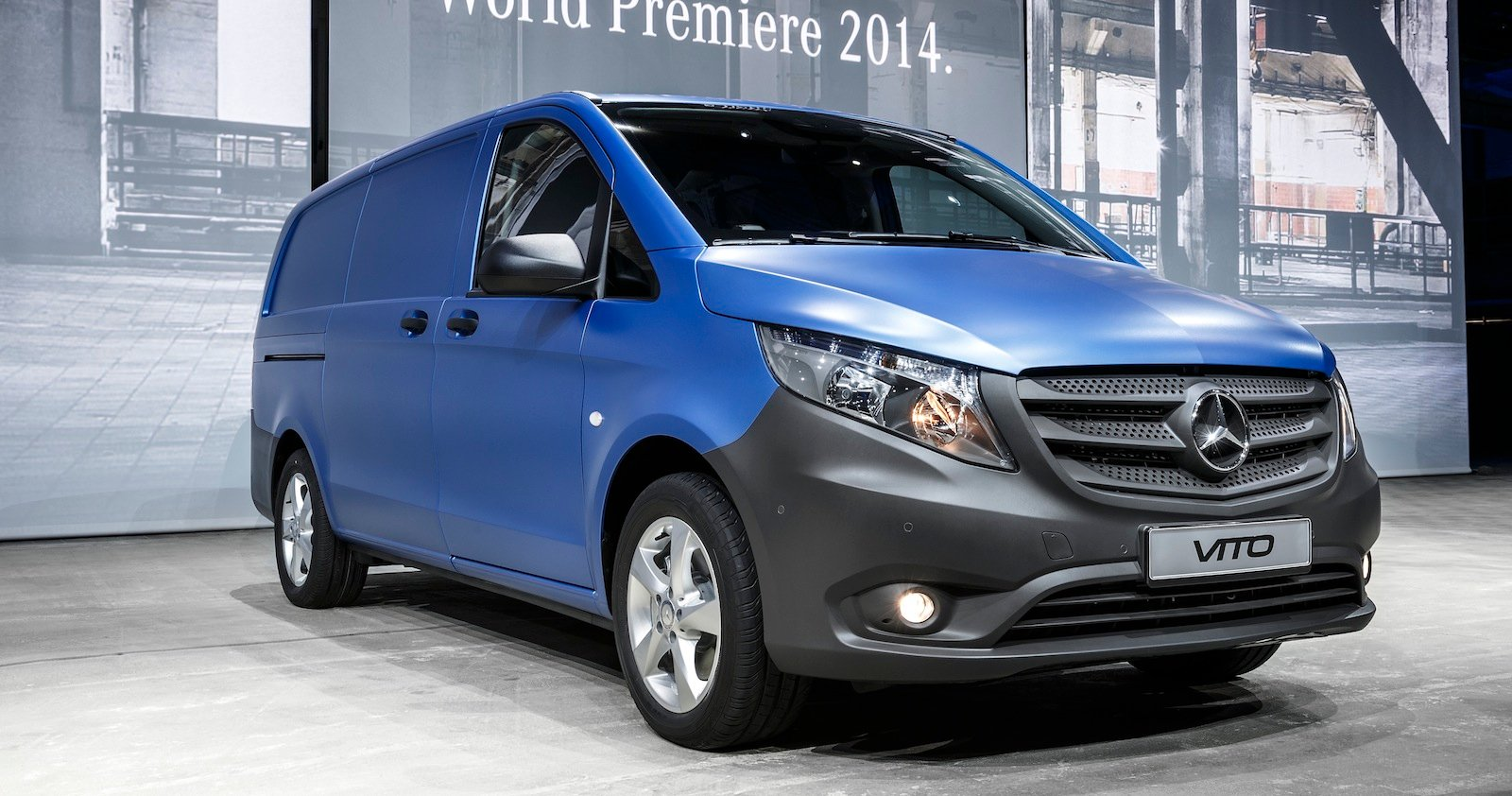 2015 mercedes benz vito revealed photos 1 of 12 for Mercedes benz new cars 2015