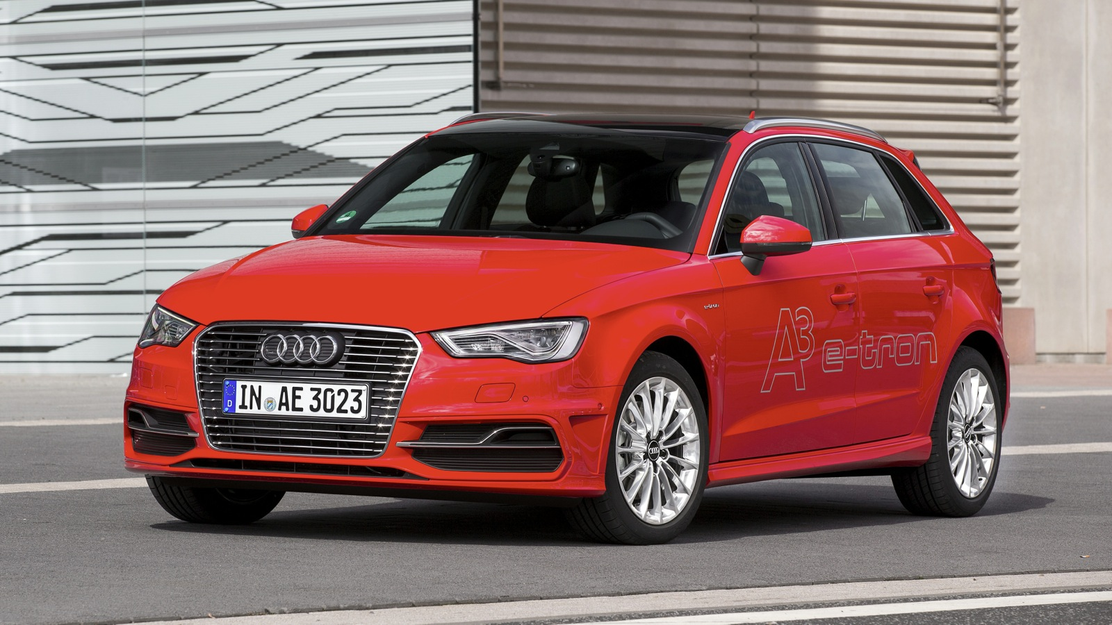audi a3 sportback e tron review caradvice. Black Bedroom Furniture Sets. Home Design Ideas