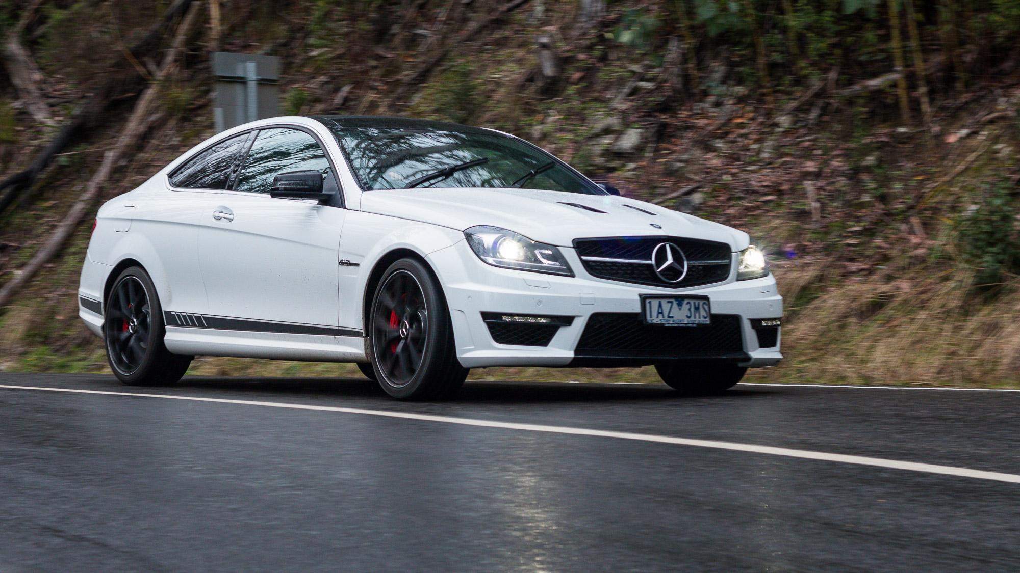 Bmw m4 v mercedes benz c63 amg edition 507 comparison for Mercedes benz c63