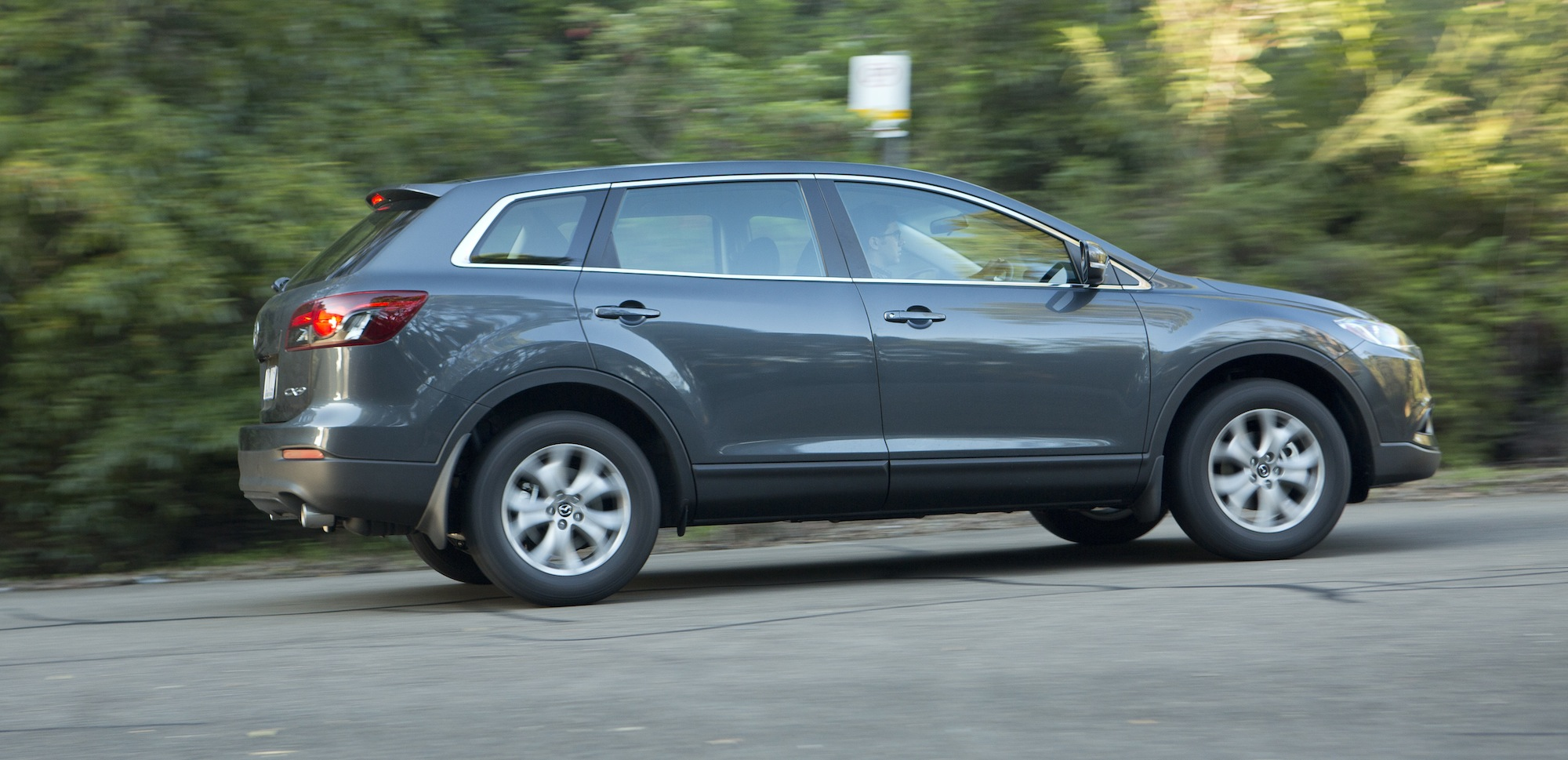 2014 mazda cx 9 review classic 2wd caradvice. Black Bedroom Furniture Sets. Home Design Ideas