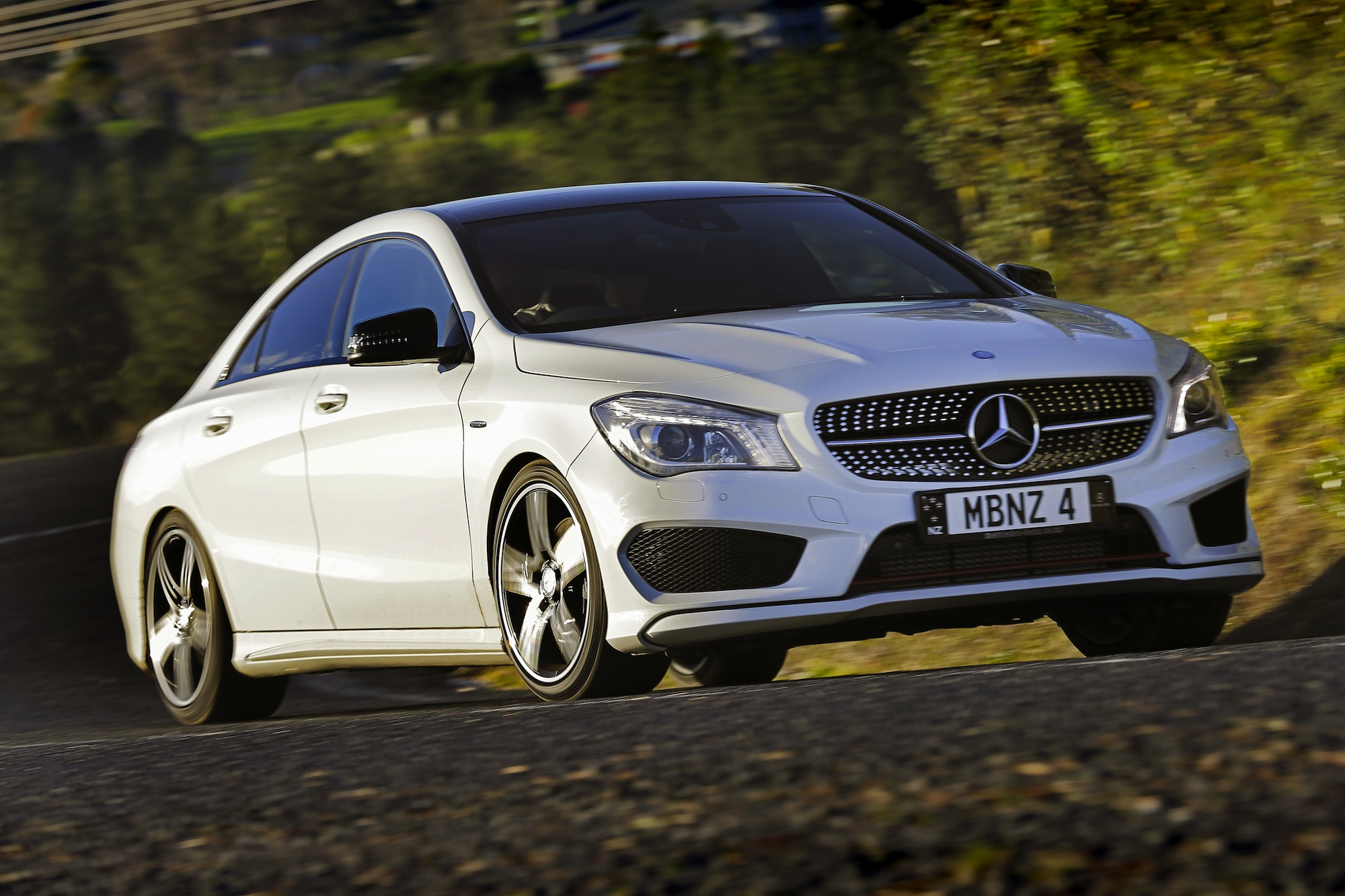 Mercedes Benz Cla250 Sport 4matic Tipped To Become Model S
