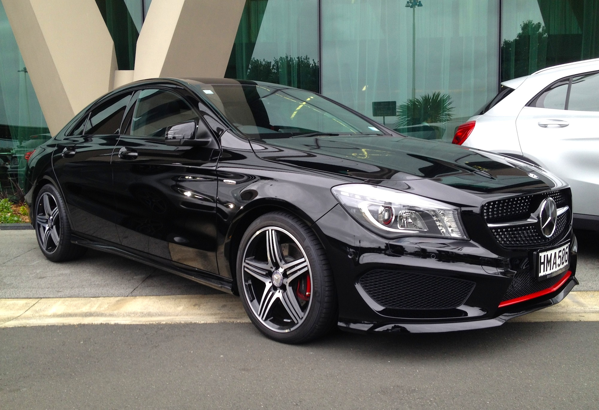 Mercedes benz cla250 sport 4matic tipped to become model 39 s for Mercedes benz cla 4matic