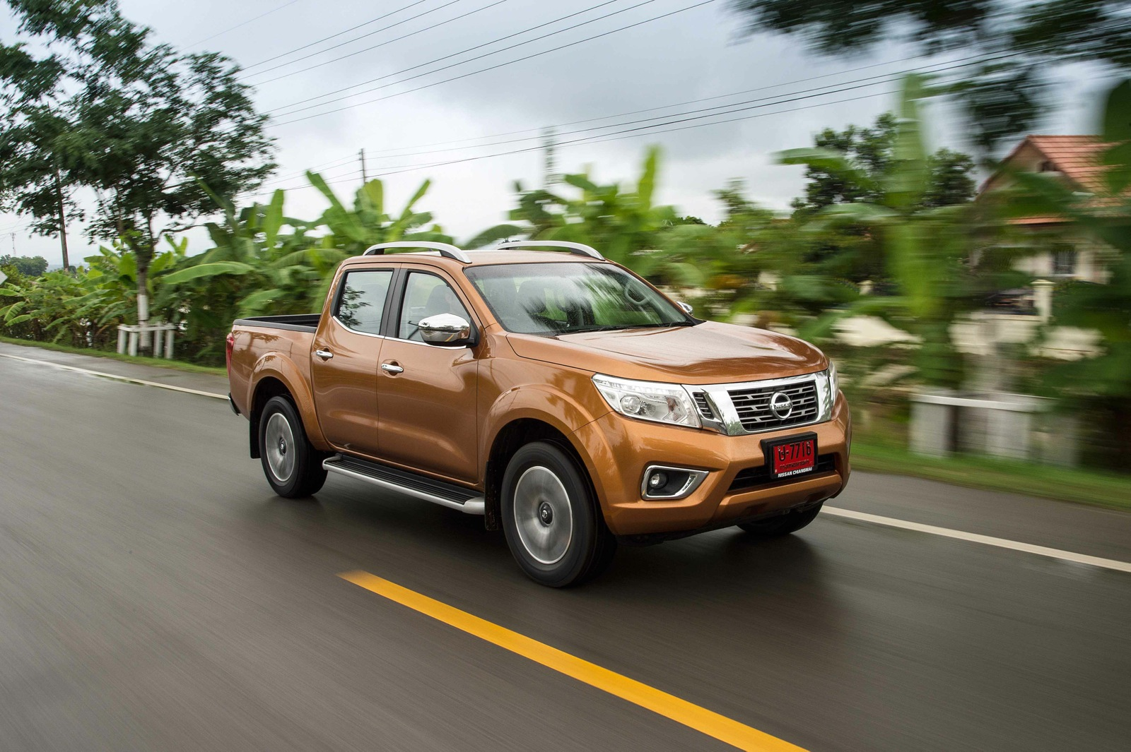 Excellent 2015 Nissan Navara Review  CarAdvice