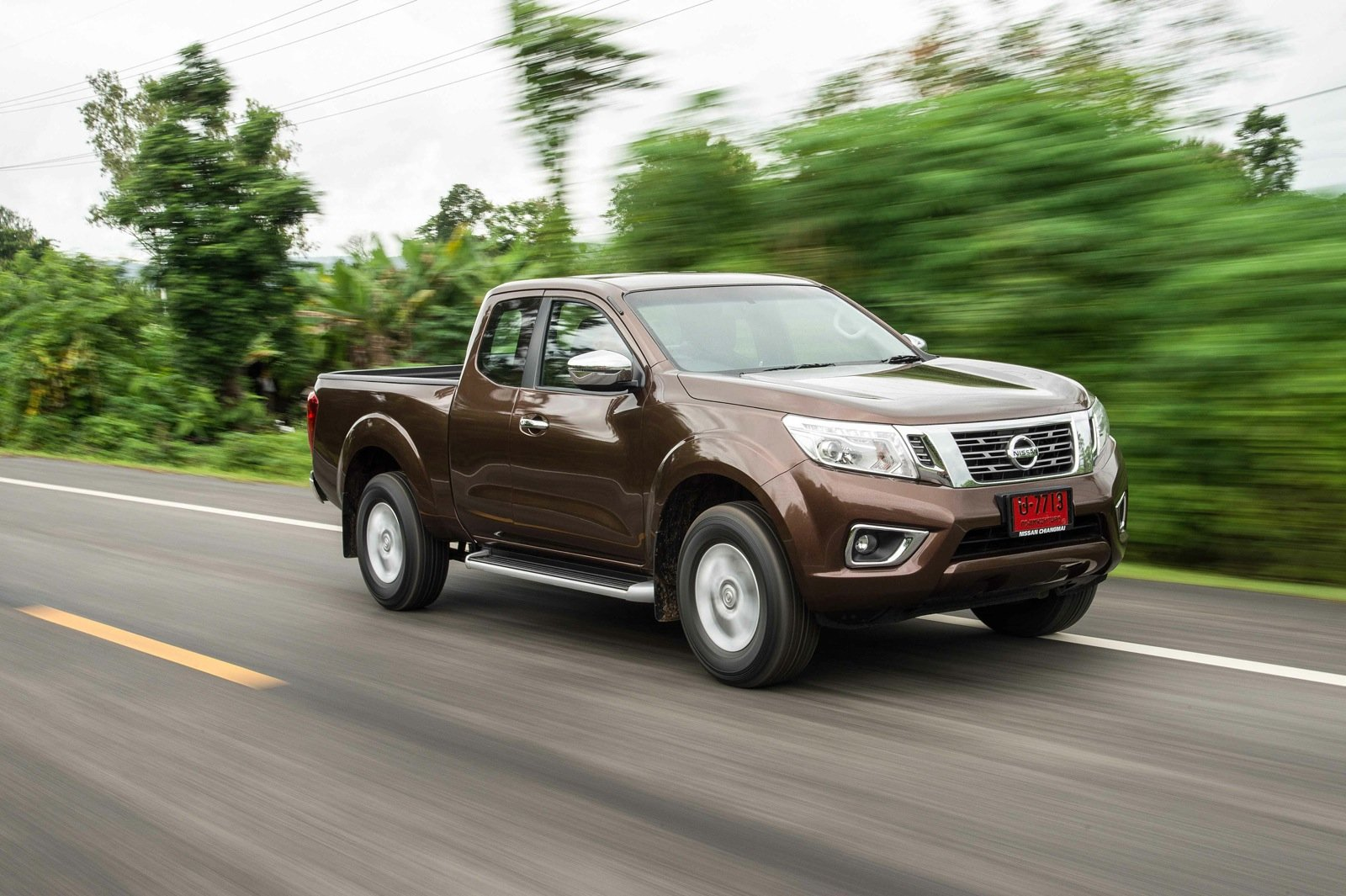 2015 nissan navara review caradvice. Black Bedroom Furniture Sets. Home Design Ideas