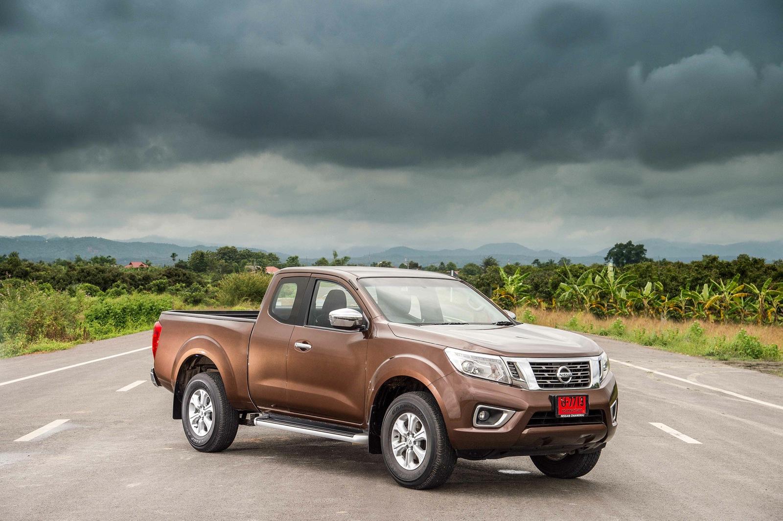 2014 Nissan Frontier Press Release.html | Autos Weblog