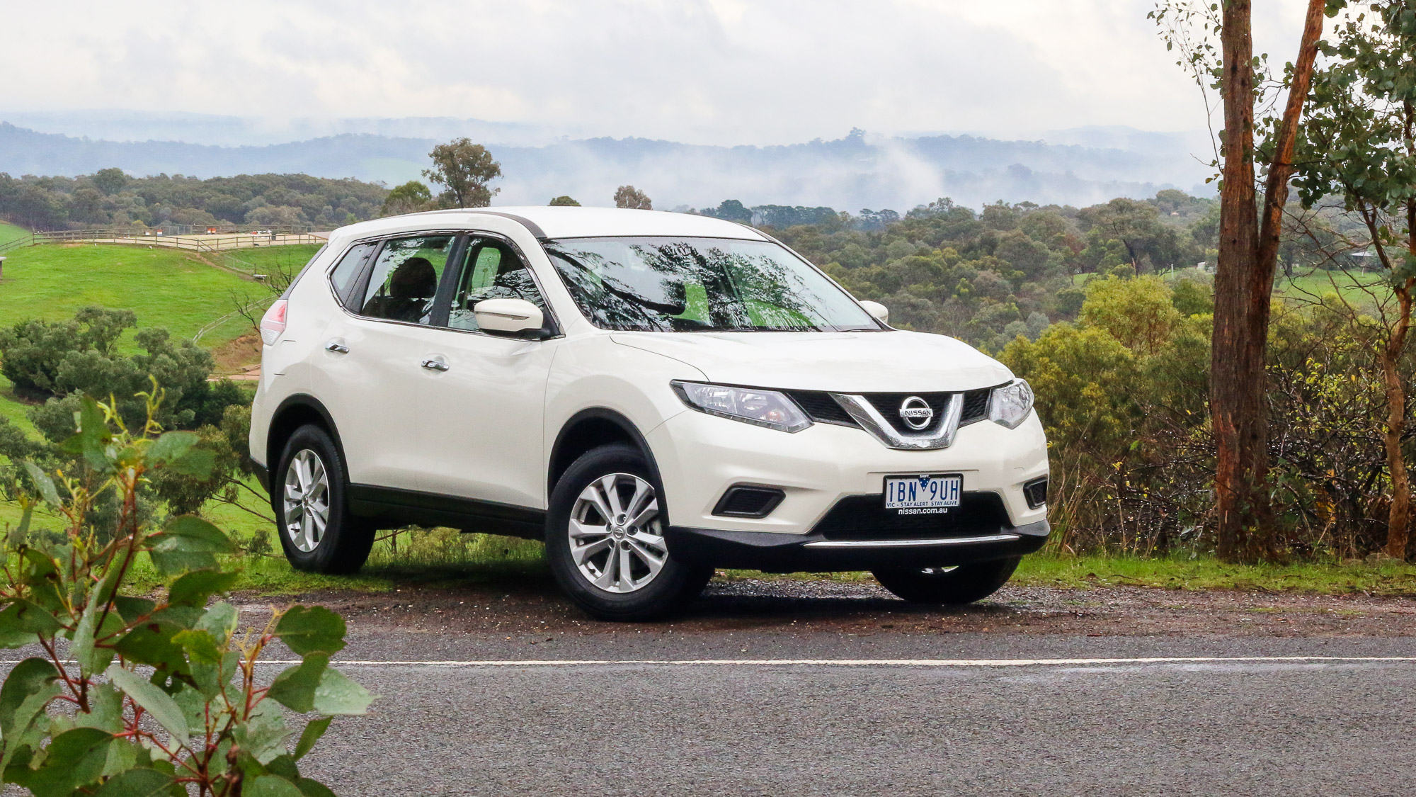 Nissan X Trail St on X Trail Toyota Car