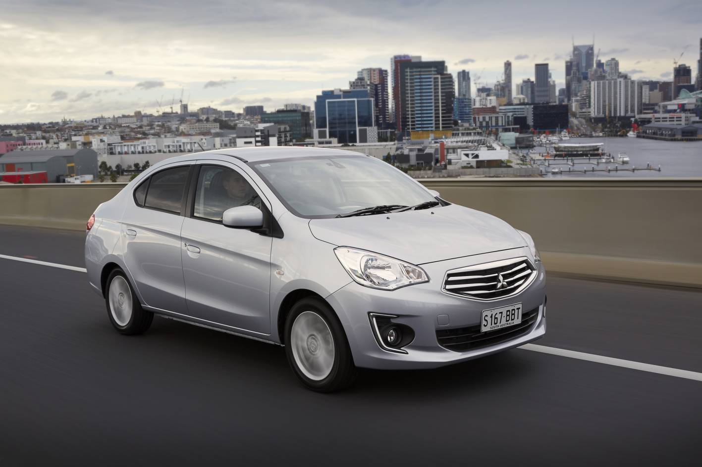 2014 mitsubishi mirage sedan review caradvice