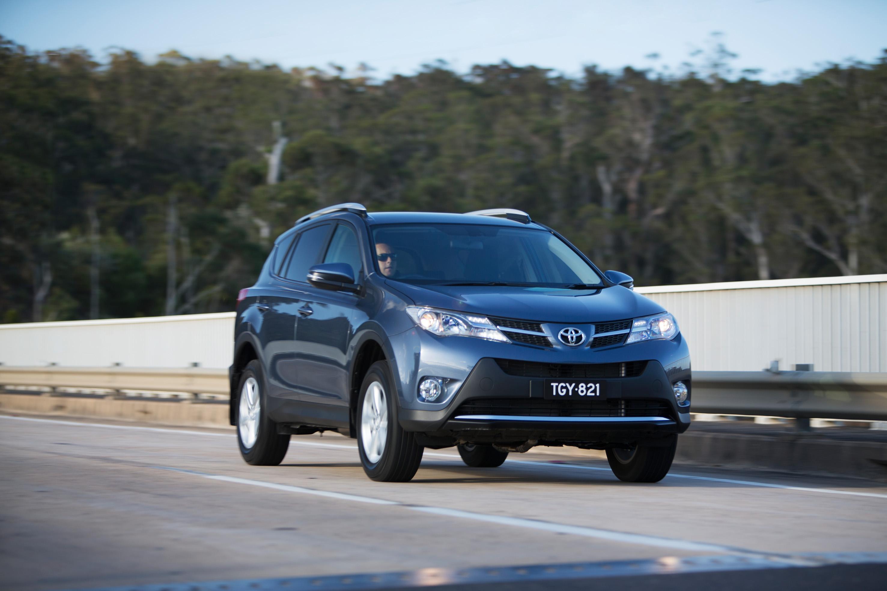Toyota Rav4 Review Gxl 4wd Caradvice