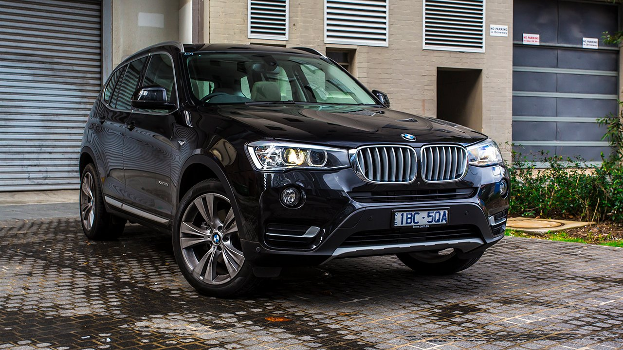 2015 bmw x3 review xdrive30d caradvice. Black Bedroom Furniture Sets. Home Design Ideas