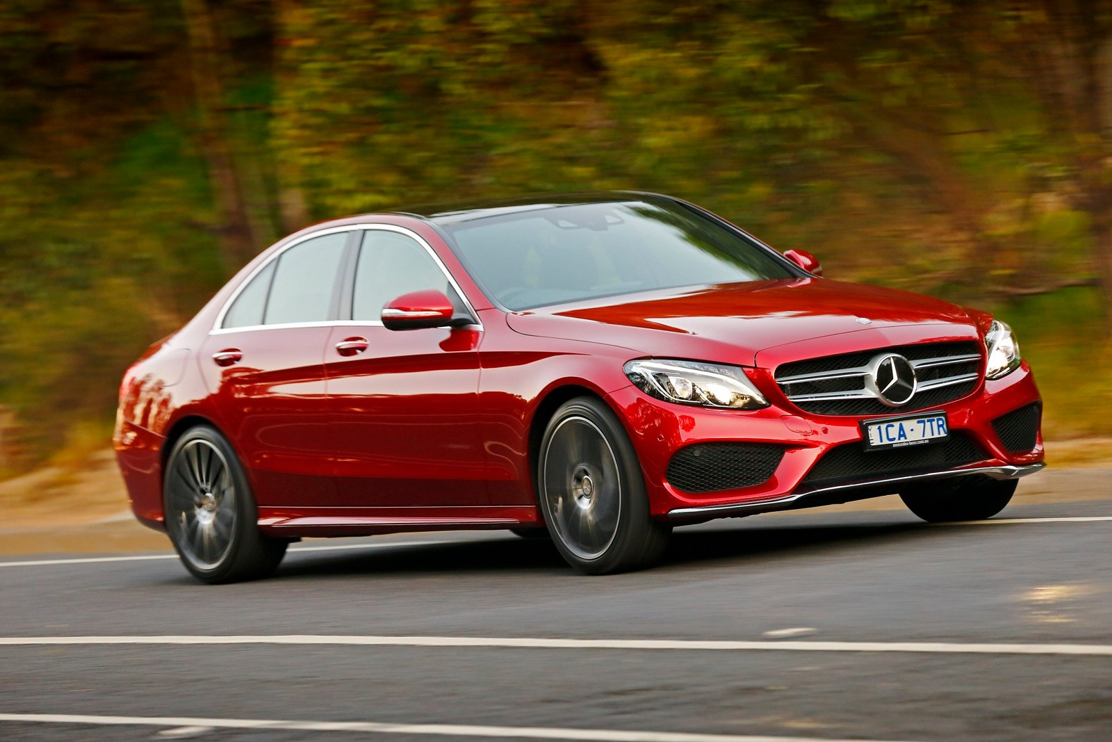 2015 mercedes benz c class made in south africa photos