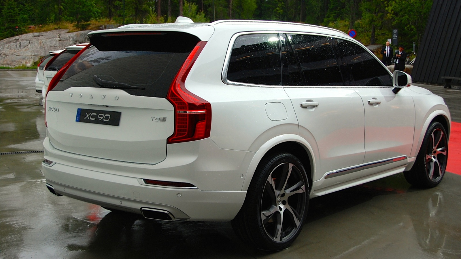 2015 volvo xc90 details revealed photos 1 of 39. Black Bedroom Furniture Sets. Home Design Ideas