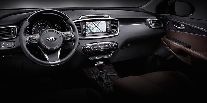 2015 Kia Sorento Interior Images And Additional