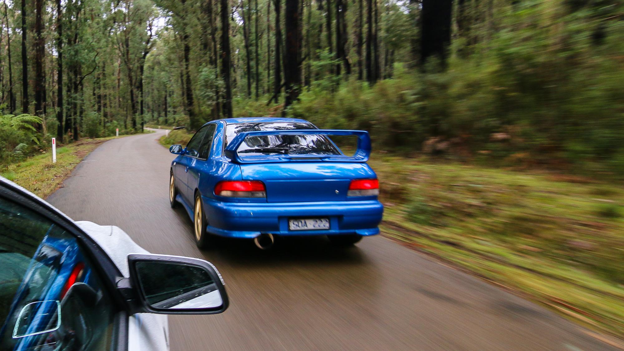 2017 Subaru Wrx >> Subaru WRX STI Old v New Comparison: 2015 sedan v 1999 two-door - Photos (1 of 54)