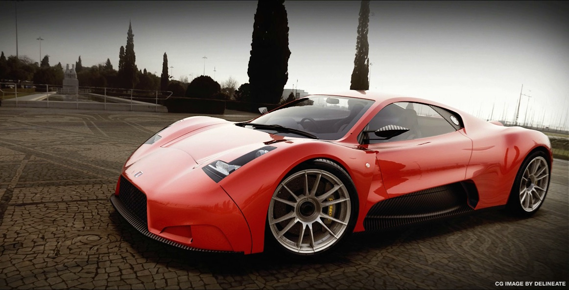 Joss Jp1 600k Australian Supercar To Launch In 2015