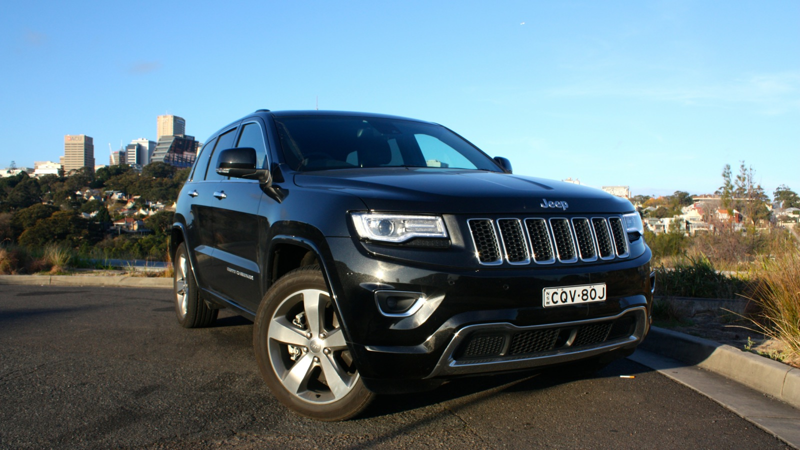 jeep grand cherokee overland long term review one caradvice. Cars Review. Best American Auto & Cars Review