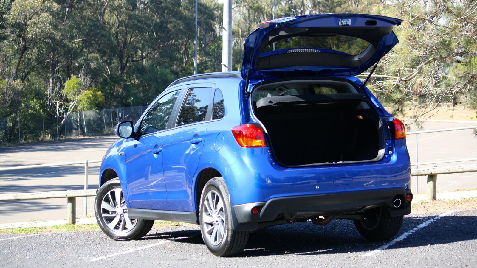 2015 Mitsubishi Asx Review Ls 2wd Caradvice