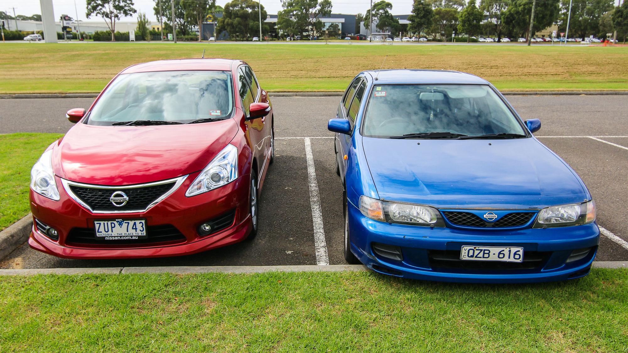 Nissan Pulsar SSS Review   CarAdvice