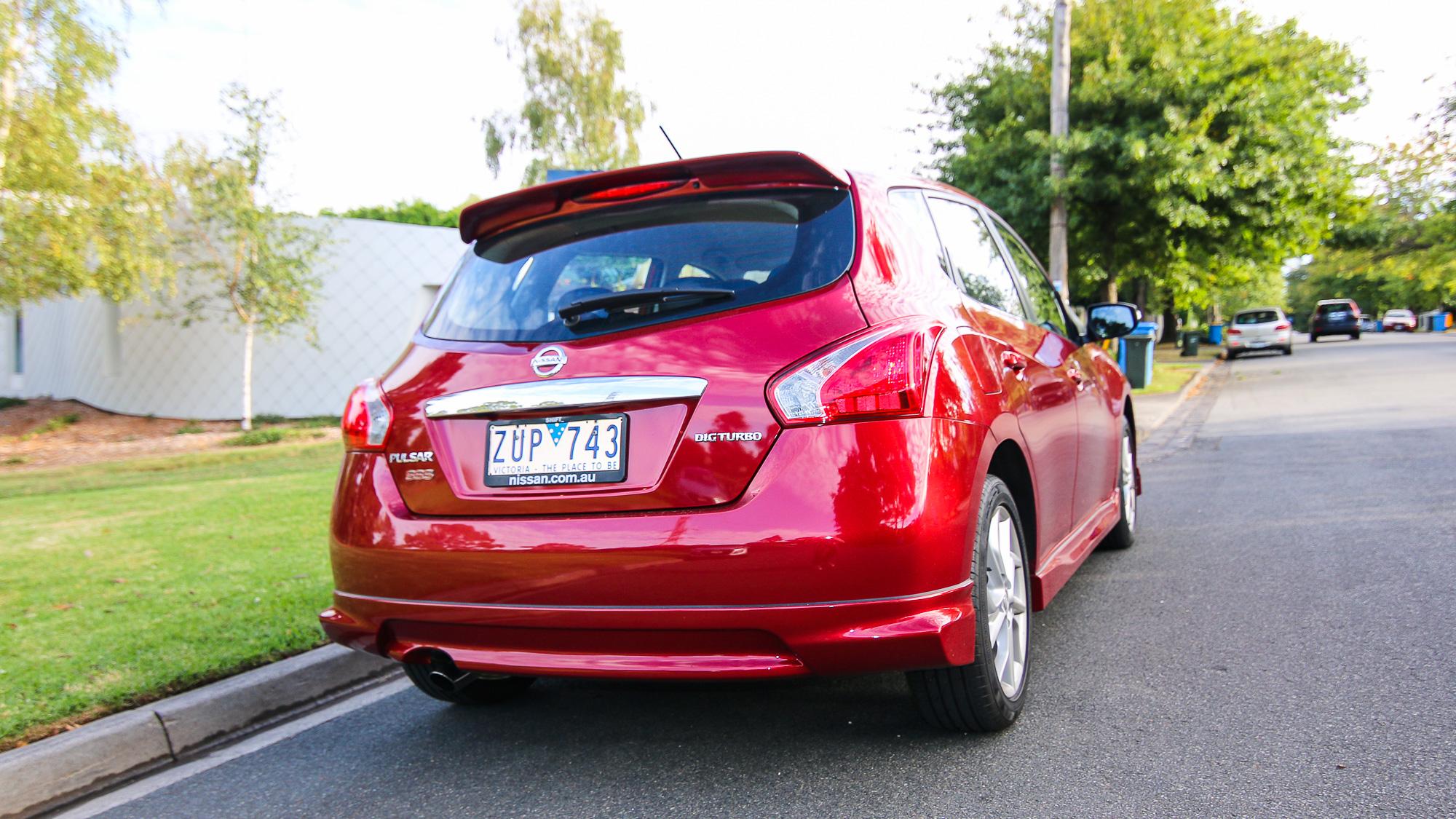 Nissan Pulsar SSS Review | CarAdvice