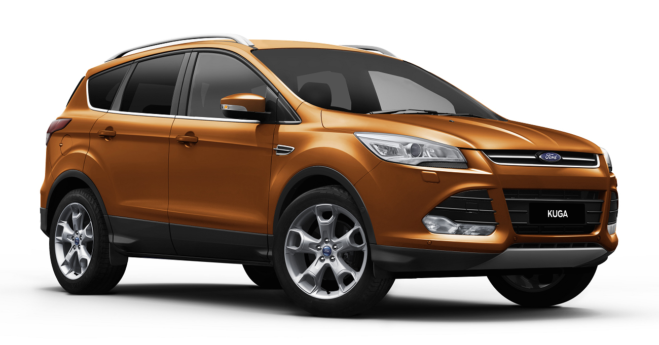 2015 ford kuga diesel gets more power more torque. Black Bedroom Furniture Sets. Home Design Ideas