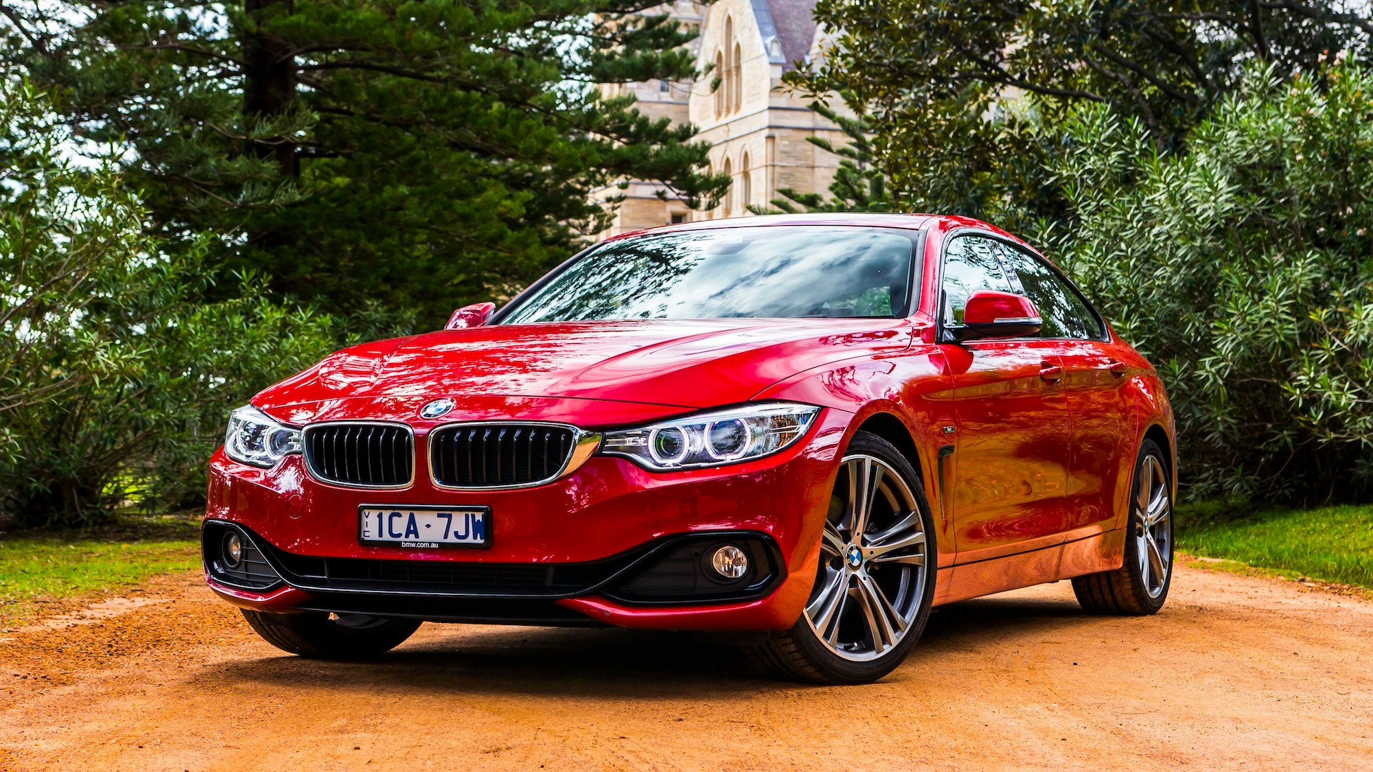 BMW 428i Gran Coupe Review : LT1 | CarAdvice