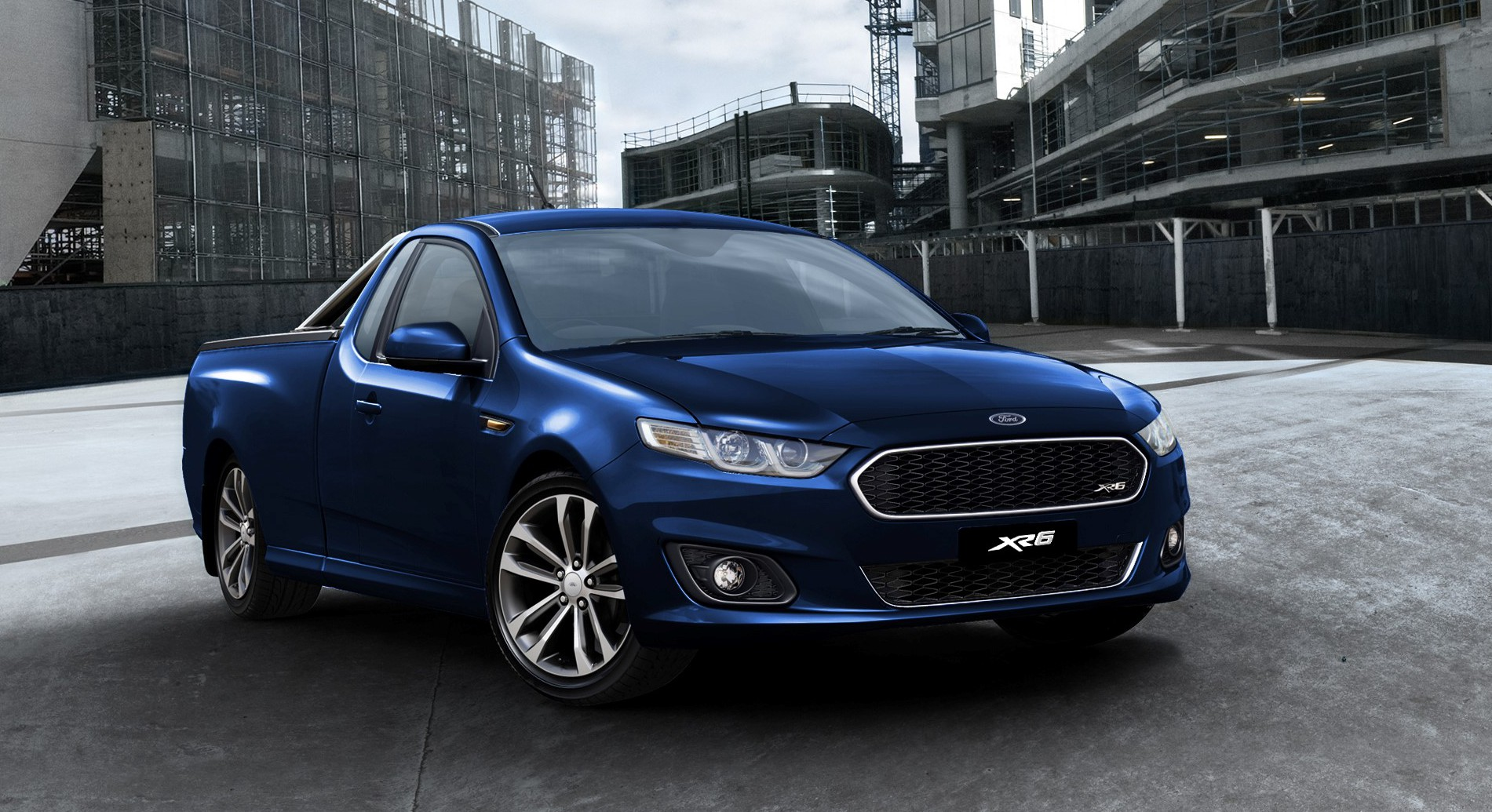 2015 Ford Falcon Sedan And Ford Falcon Ute Pricing