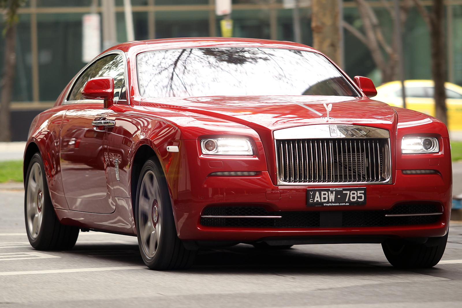 2016 Volkswagen Suv >> Rolls-Royce Wraith Review | CarAdvice