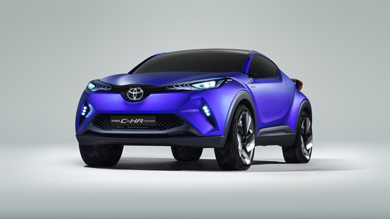 new car releases for australiaDaihatsu FX SUV concept revealed for Asia Toyota badge possible