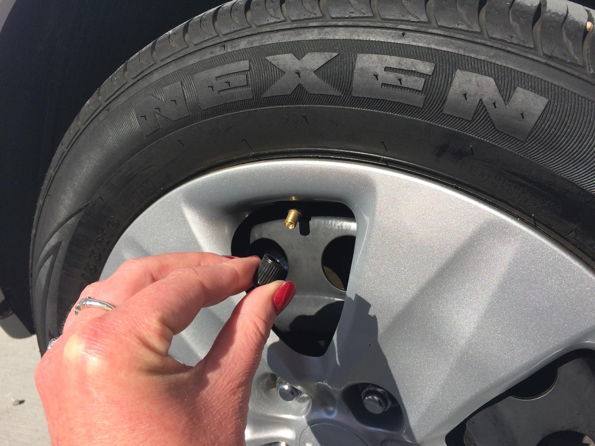Diy Tyre Pressure Photos 1 Of 12