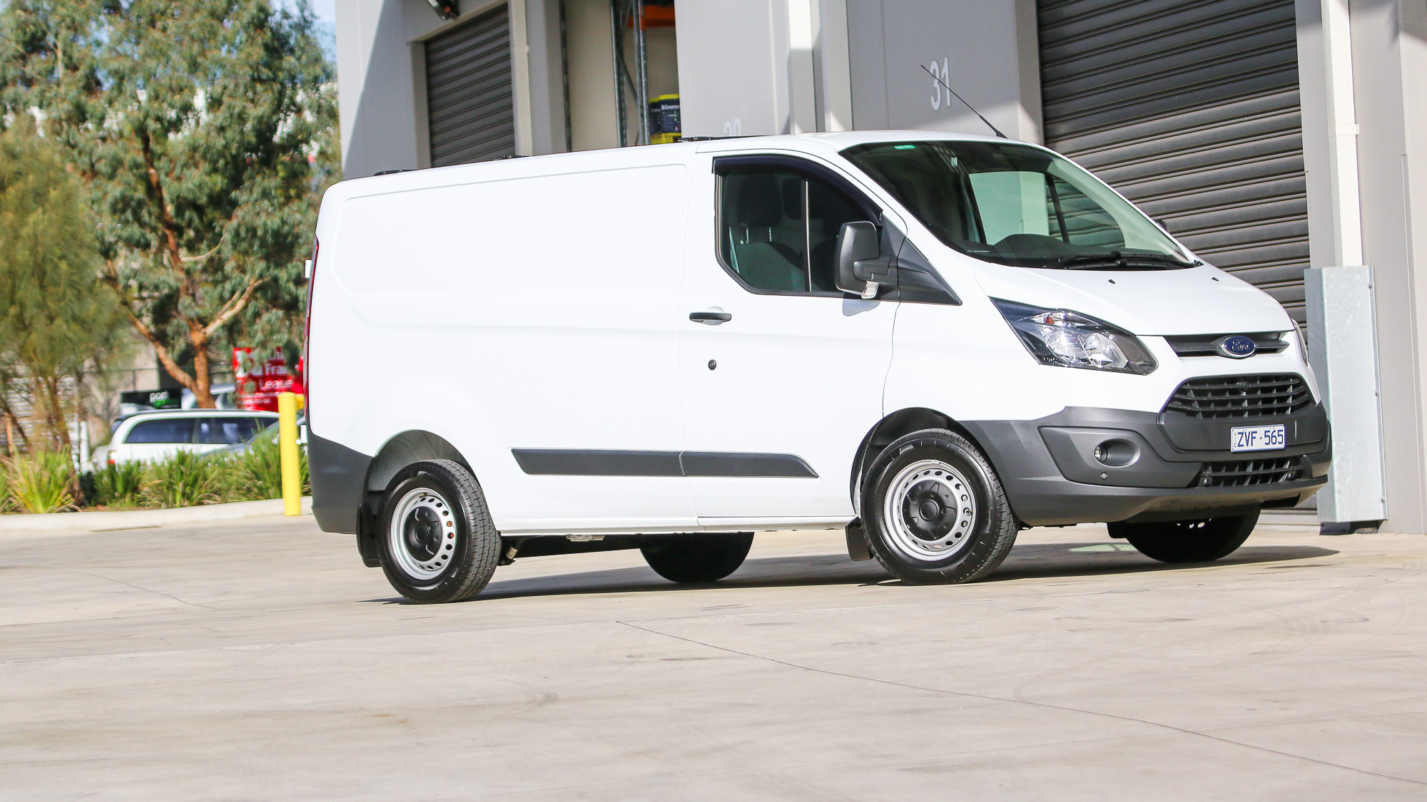 ford transit custom review recycling weekender photos caradvice. Black Bedroom Furniture Sets. Home Design Ideas