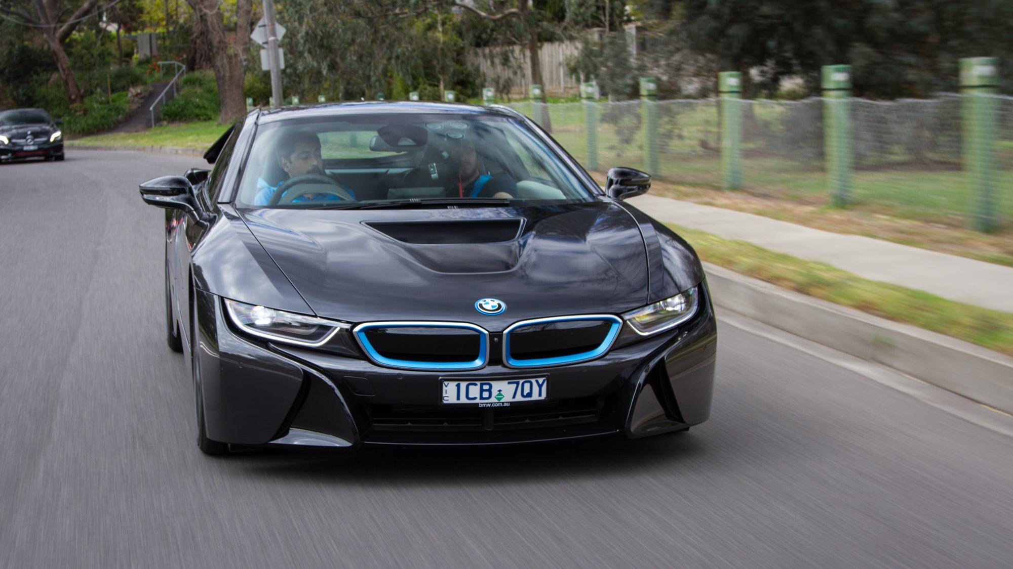 Original BMW I8 Review  CarAdvice